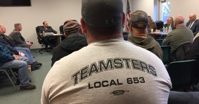 LOCAL 653 SYSCO NEGOTIATIONS MEETINGS HELD IN PROVIDENCE, BROCKTON AND MANCHESTER