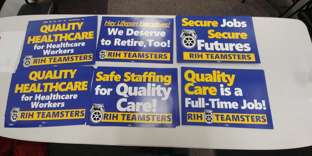LOCAL 251 HOSTS CONTRACT STRATEGY MEETING – Teamsters Joint