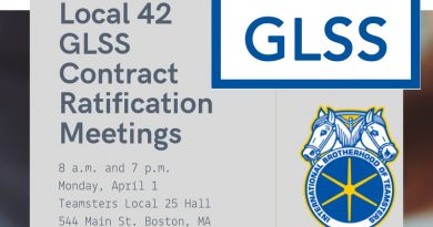 GREATER LYNN SENIOR SERVICES CONTRACT RATIFICATION VOTE