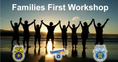 Families First – Free Workshop