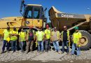 TEAMSTERS@WORK: LOCAL 251 MOVES THE EARTH