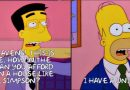 SNAPPY ANSWERS FROM THE SIMPSONS